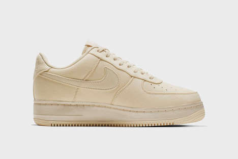 Vintage Store-Designed Sneakers - Procell Works With Nike on a New Iteration of the Air Force 1s