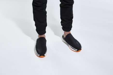 Slip-On Moccasin Footwear Designs