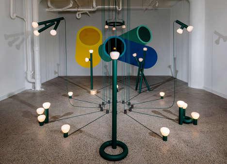 Imaginative Lighting Installations