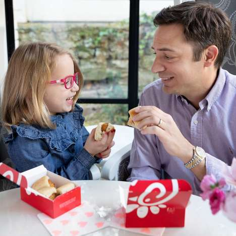 Father-Daughter Dining Events