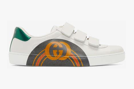 Luxurious Velcro Sneaker Designs