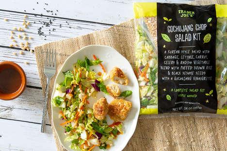Korean-Style Salad Kits