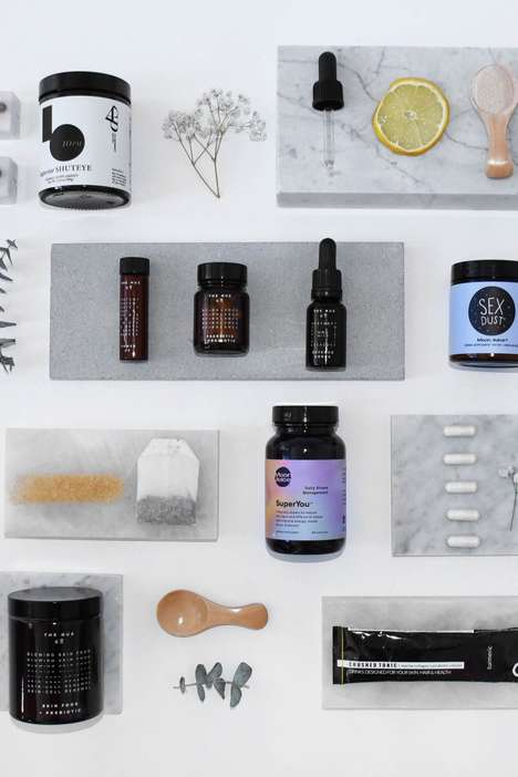Curated Self Care Products