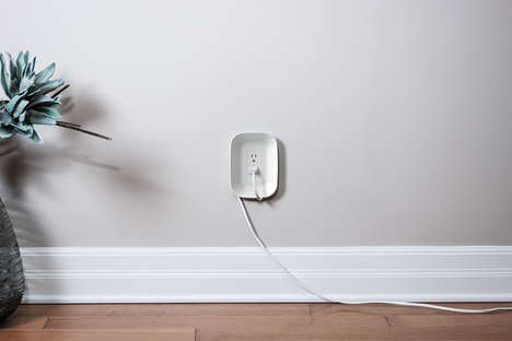 Outlet Cable Storage Solutions