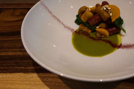 Plant-Based Dining Experiences