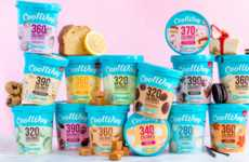 Calorie-Light Ice Creams