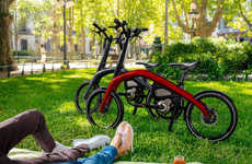 Car Brand Electric Bicycles