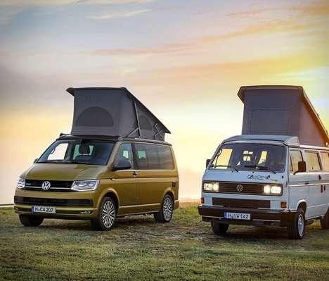 Special Edition Camper Vans