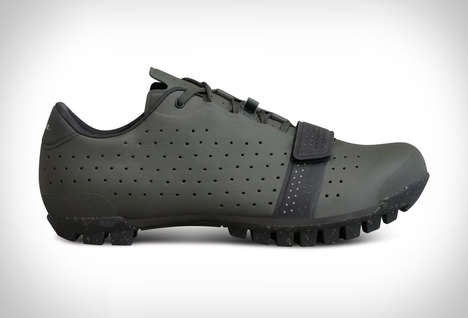 Ultra-Durable Cyclist Shoes