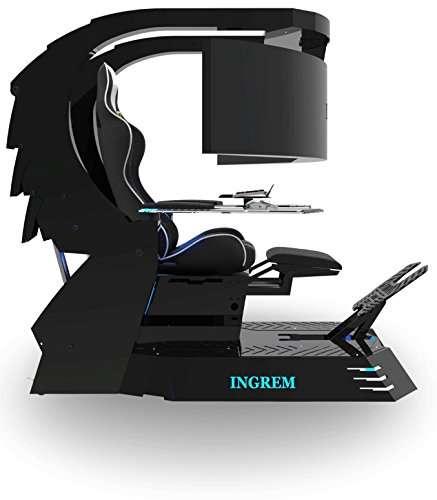Immersive Massaging Digital Workstations