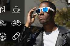 Connected Surround Sound Sunglasses