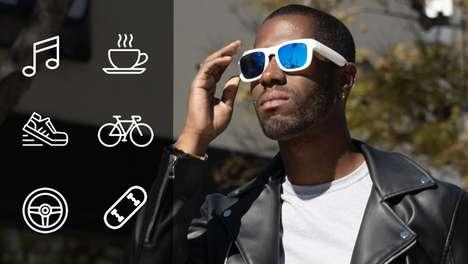 Connected Surround Sound Sunglasses