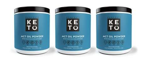 Keto Diet MCT Powders