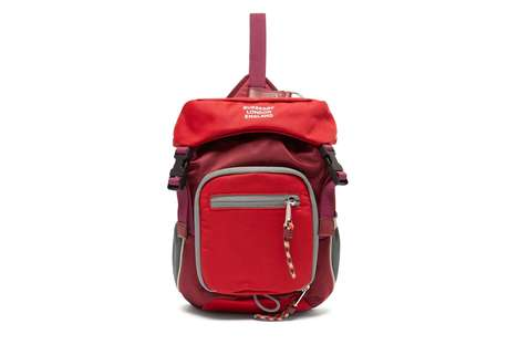 Miniature Cross-Body Backpacks