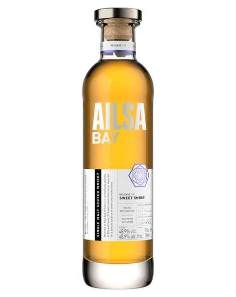 Blockchain Whisky Bottles