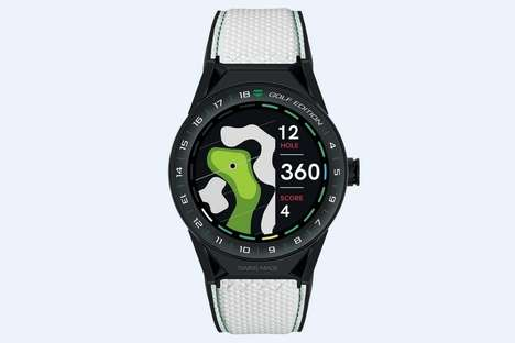 Golf Game-Enhancing Watches