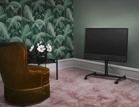 Demure Designer Television Sets