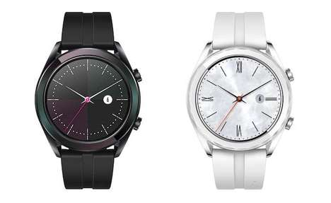 Lifestyle-Focused Smartwatches