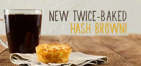 Twice-Baked Hash Browns