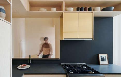 Organized Two-Storey Apartments