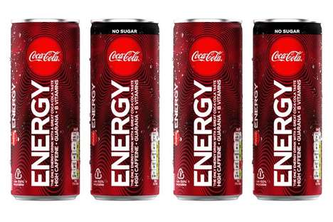 Soda-Flavored Energy Drinks