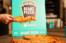 Baked Bean Pizzas - Heinz is Reviving Its Heinz Beanz Pizzas for a Limited Time with Deliveroo