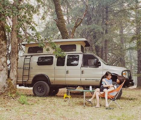 Van Camper Rental Services