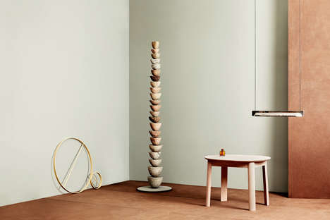 Sustainable Norwegian Design Exhibits
