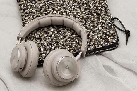 Elegant Designer Audio Accessories
