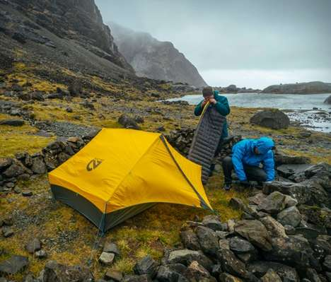 Featherlight Backpack Tents