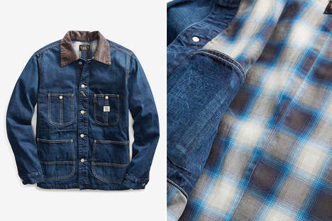 Celebratory Americana Outerwear