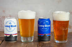 Branded Sustainability-Focused Beers
