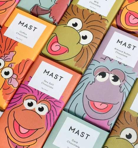 Muppet-Honoring Chocolate