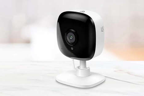 Voice Assistant Security Cameras