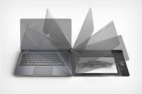 Transforming Laptop Workstations