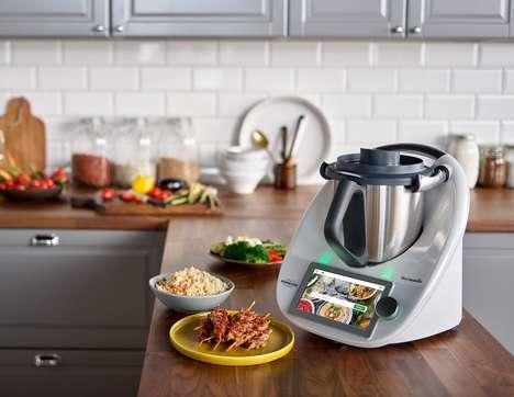 Holistic Meal Preparation Appliances