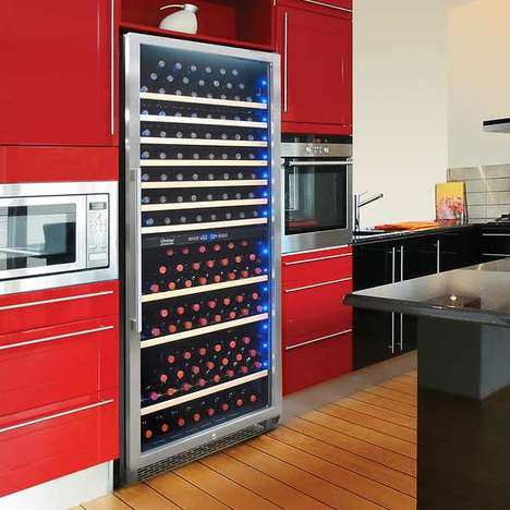 300-Bottle Wine Fridges