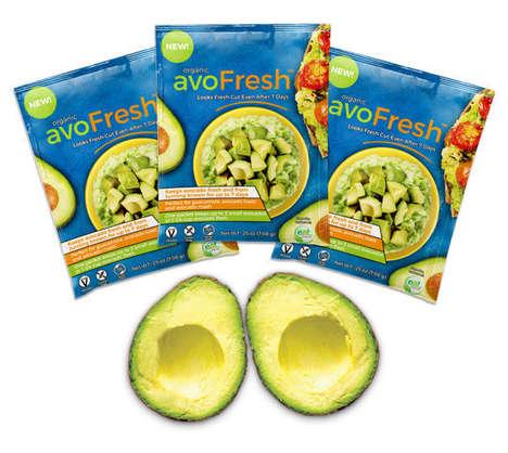 Avocado-Preserving Powders