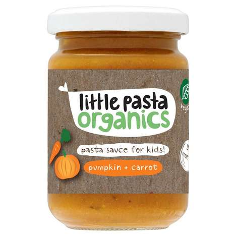 Kid-Friendly Pasta Sauce Blends
