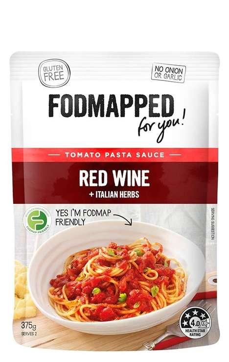 Instant Red Wine Pasta Sauces