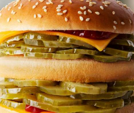 Backfired April Fool's Pranks - Mcdonald's Prank -- the McPickle Burger, Took an Unexpected Turn