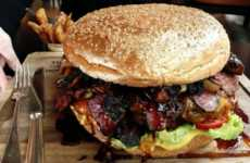 Massive Three-Kilogram Burgers
