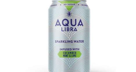 Health-Focused Sparkling Waters