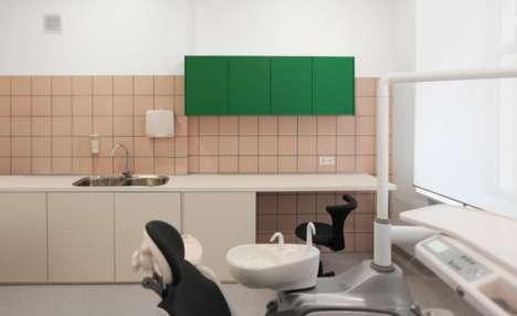 Stylishly Refurbished Dentist Offices