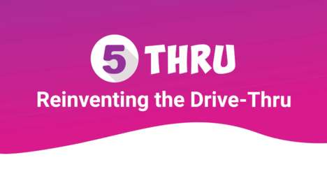 Personalized AI Drive-Thrus - 5thru's Drive-Thru Experience Involves Custom Recommendations