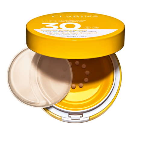 Tinted Sunscreen Compacts