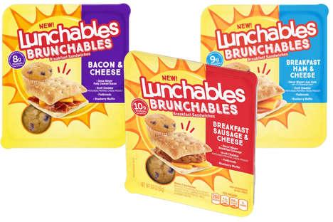 Grab-and-Go Brunch Snacks