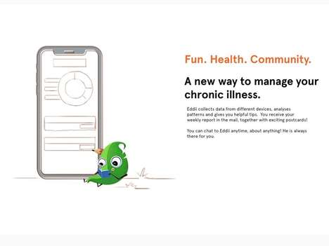 Digital Character Health Apps