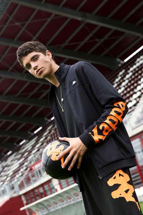 Italian-Inspired Soccer Fashion