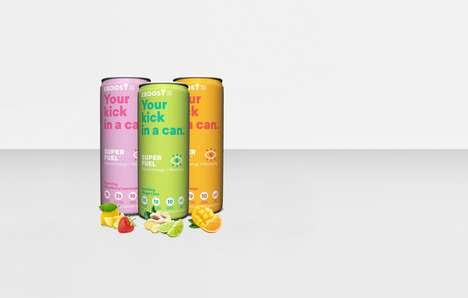 Brain-Boosting Beverages